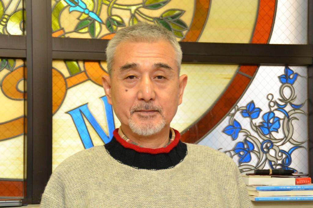 この道45年のご主人、山本さん